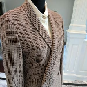 Giorgio Armani Vintage Double Breasted Jacket